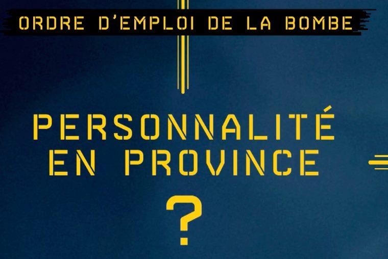 »La dissuasion, c'est moi! «,dit l'inconnu de province…