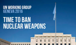 Une avancée vers l'interdiction des armes nucléaires