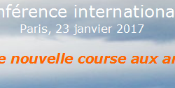 Programme de la Conférence Internationale