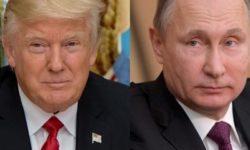 Appel à Donald Trump et Vladimir Poutine