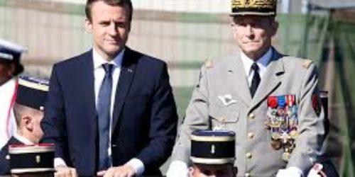 Le Président et les militaires: malentendu ou crise d'autorité?