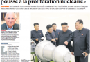 « La stratégie de dissuasion pousse à la prolifération nucléaire »