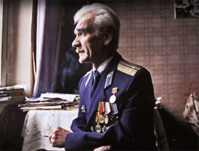 Stanislav Petrov- russe