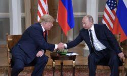 Helsinki : les deux présidents ont jugé utile et nécessaire de discuter du désarmement nucléaire