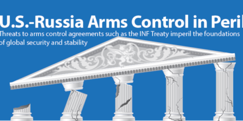 U.S.-Russia arms control in peril