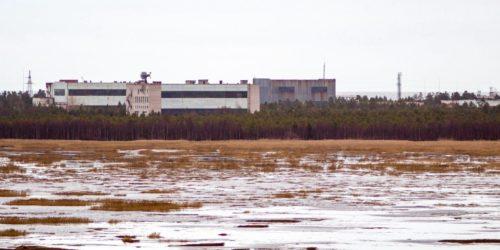 Après l'accident nucléaire dans le Grand Nord russe