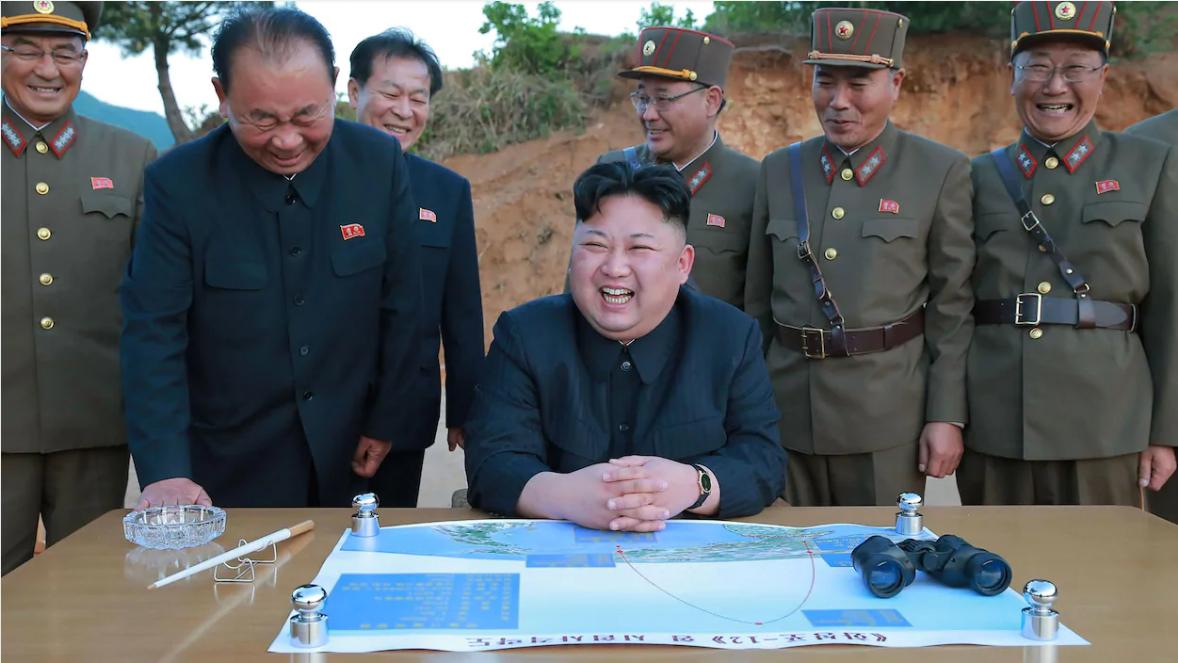 Kim Jong-un a annoncé la fin du moratoire sur les essais nucléaires et balistiques.