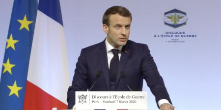 Dissuasion : avec le Président Macron, rien ne change