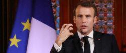 Le Président Emmanuel Macron a prononcé le traditionnel discours sur la dissuasion nucléaire de la France.
