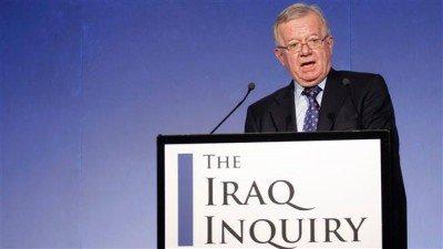Les enseignements du rapport Chilcot  sur la guerre d'Irak