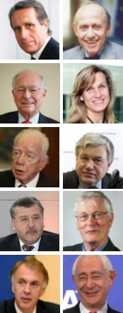 Des personnalités étrangères soutiennent notre appel au Président de la République