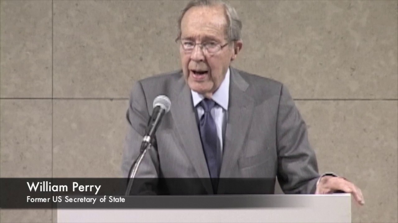 Perry : Ce traité délégitime la guerre nucléaire