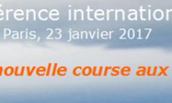 Conférence internationale 23 janvier 2017