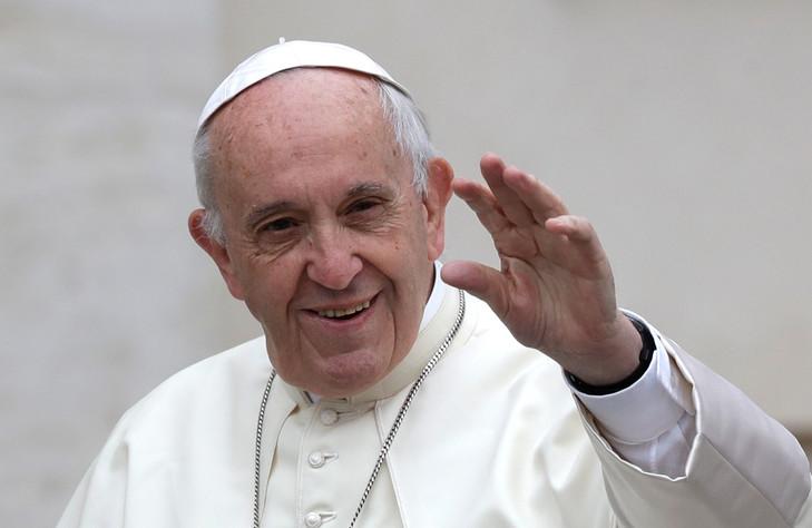 Le pape François redit son soutien à l'interdiction de l'arme nucléaire