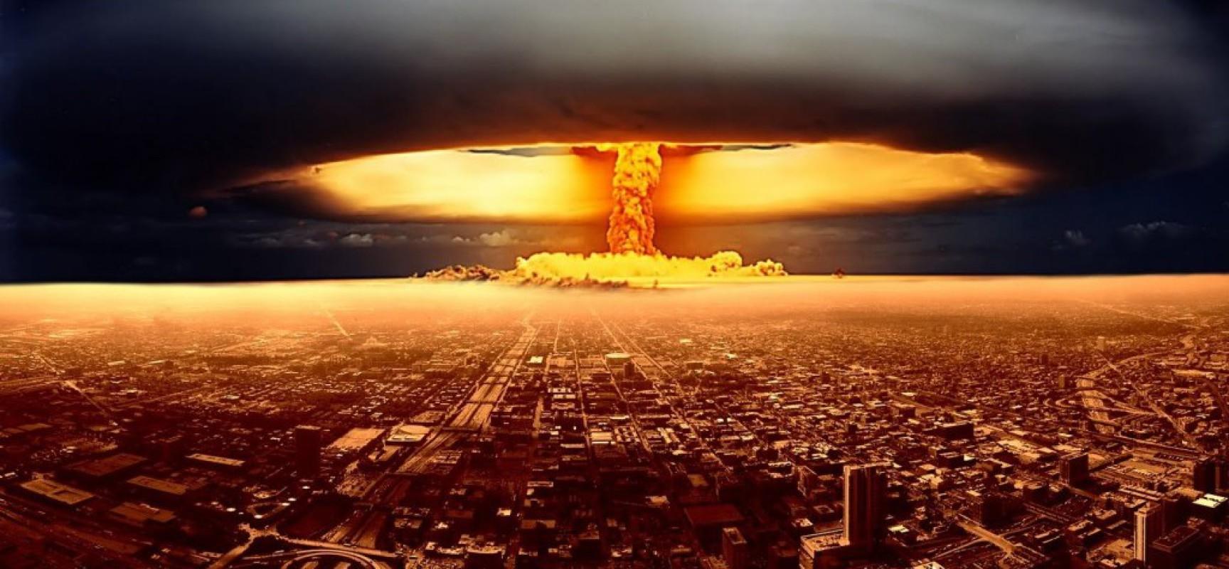 Vers un emploi des armes nucléaires ?