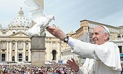 Pape François : non aux armes nucléaires !
