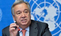 Le chef de l'ONU appelle à donner une nouvelle impulsion au désarmement mondial