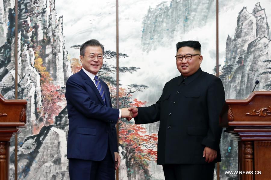 Corées : un petit pas vers la dénucléarisation ?