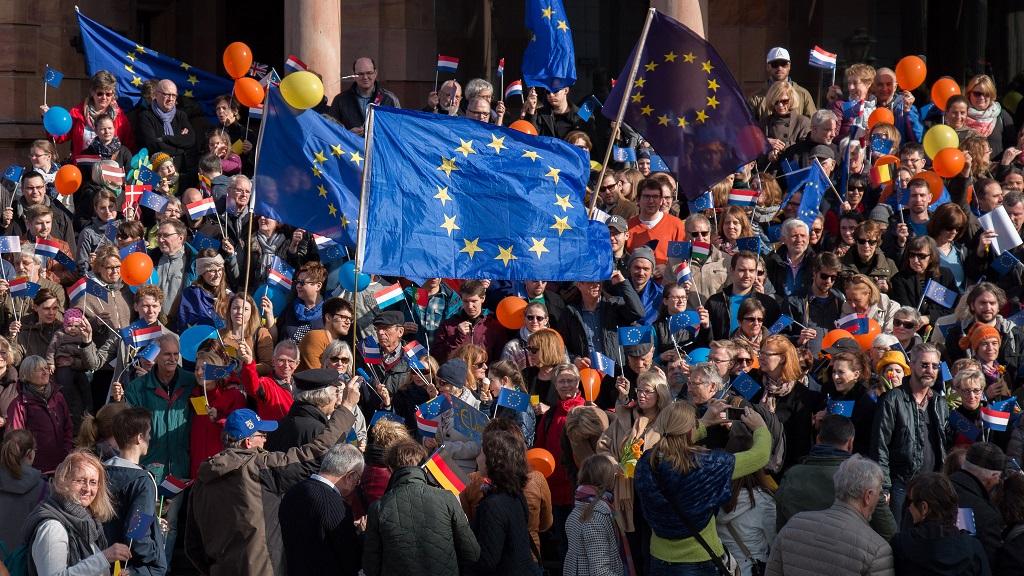 L'Europe face au désordre du monde