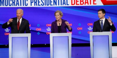 Candidats démocrates à la présidentielle américaine : quelle politique nucléaire ?