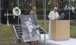 """Pape François : """"Un monde sans armes nucléaires est possible et nécessaire »"""