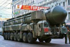 La Russie poursuit sa modernisation nucléaire.