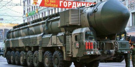 La Russie montre ses muscles nucléaires
