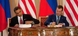 Il y a 10 ans, Obama et Medvedev signaient le Traité New START.