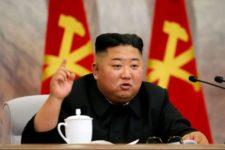 Leader Corée du Nord vivant
