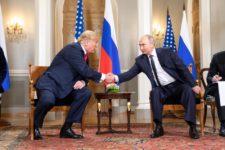 Trump et Poutine ont repris les négociations autour du Traité New START.