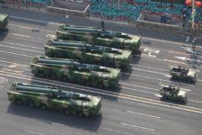 Le missile DF-17 et son planeur hypersonique font partie intégrante du plan de modernisation de l'arsenal nucléaire de la Chine.