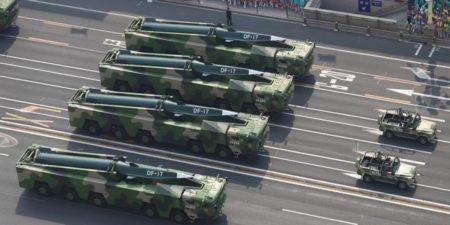 Une nouvelle stratégie nucléaire de la Chine ?