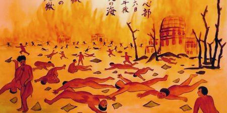 Les victimes des armes nucléaires