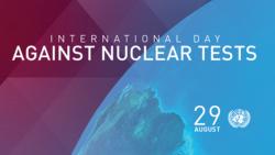 Interdire les essais nucléaires