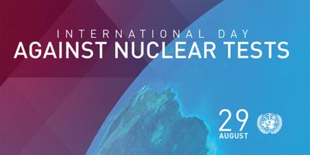 Communiqué | Interdire enfin les essais nucléaires