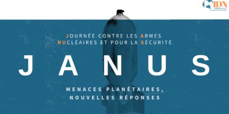 Save The Date !  JANUS – Menaces planétaires, nouvelles réponses
