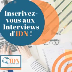 Interviews d'IDN