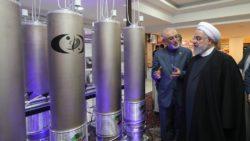 L'Iran a annoncé que le pays recommencerait à enrichir de l'uranium à 20%.