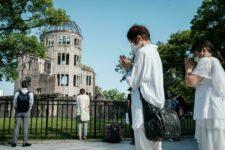 Hiroshima 76 ans